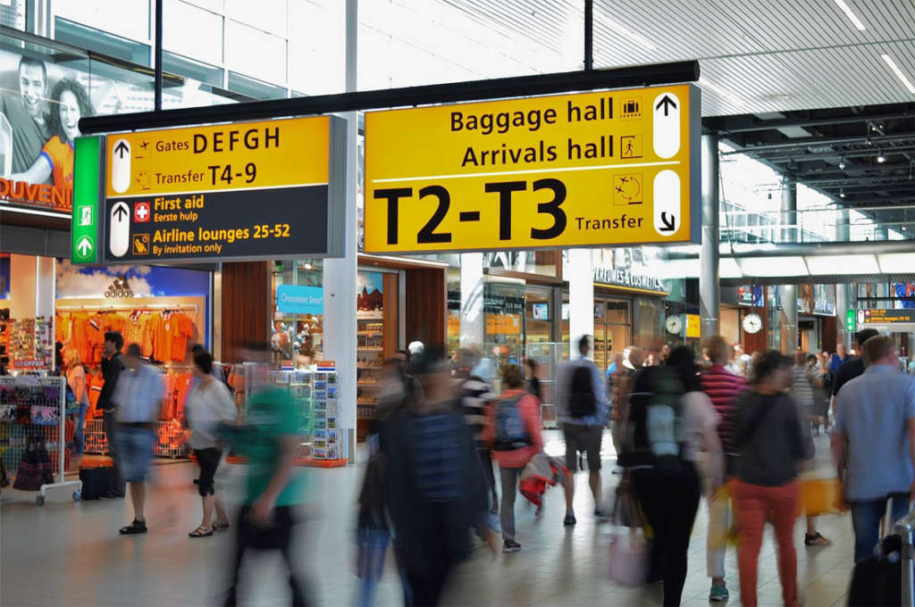 taxi luchthaven amsterdam